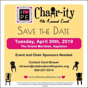 COH Save The Date for Email 2019